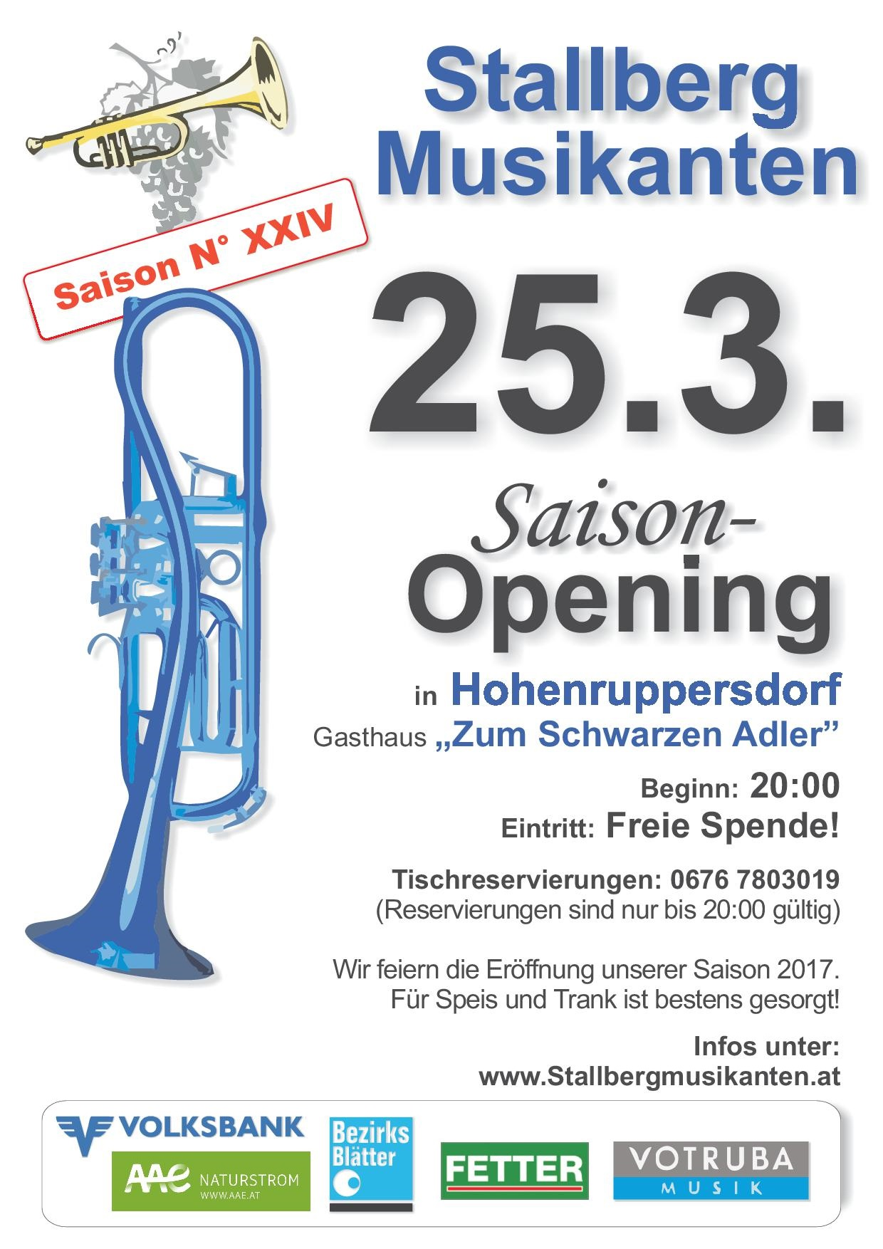 25.3.2017 in Hohenruppersdorf